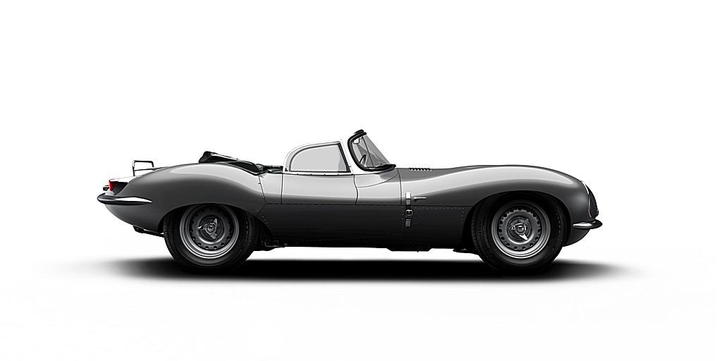 Jaguar XKSS Lato
