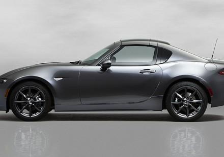 Mazda MX-5 RF Hard Top Nuova Lato Chiusa