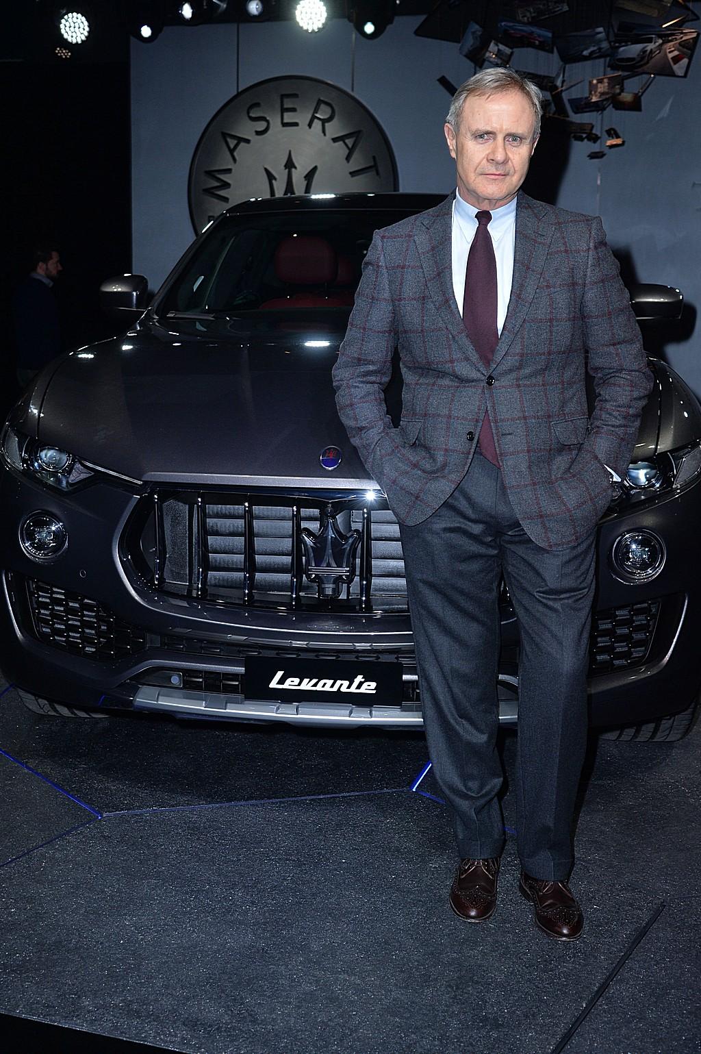 Maserati Levante Milano 2