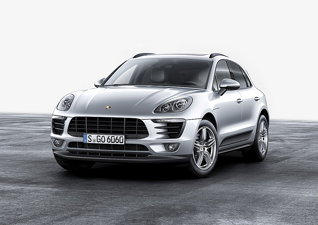 Porsche Macan Turbo Due Litri