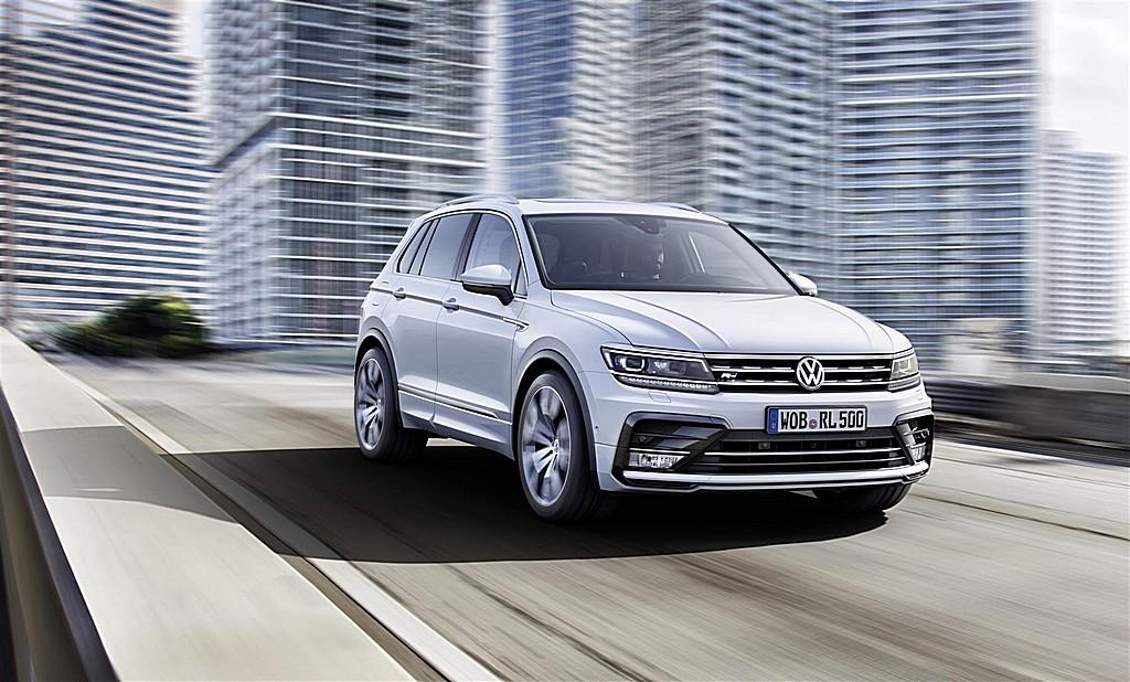 Volkswagen nuovo Tiguan