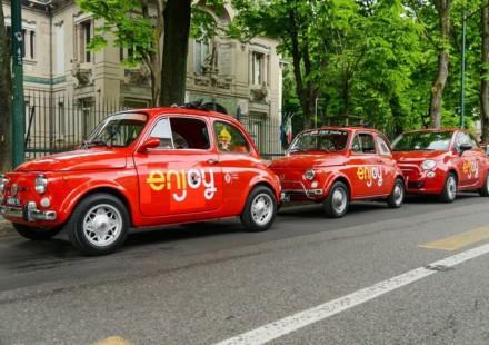Fiat 500 1957 Enjoy Cinquino