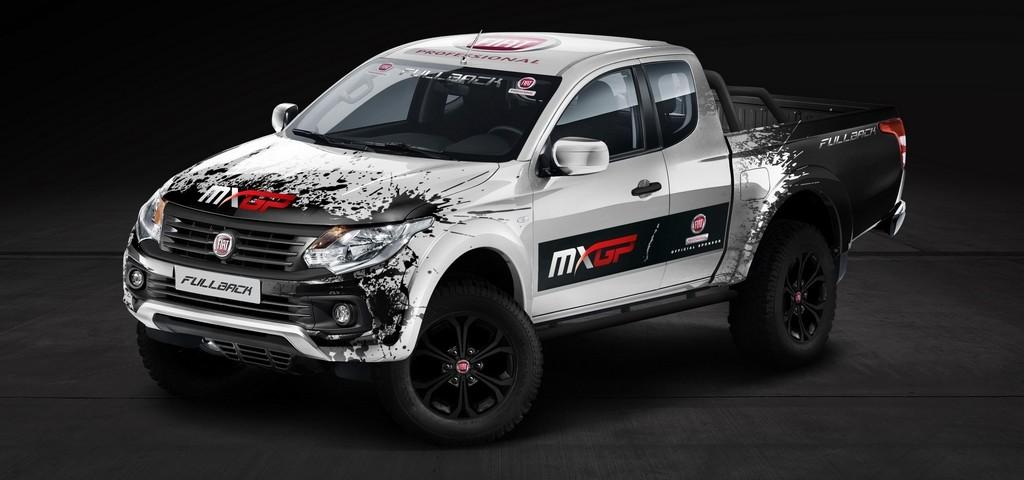 Fiat Fullback MXGP 2016 Garage Italia Customs