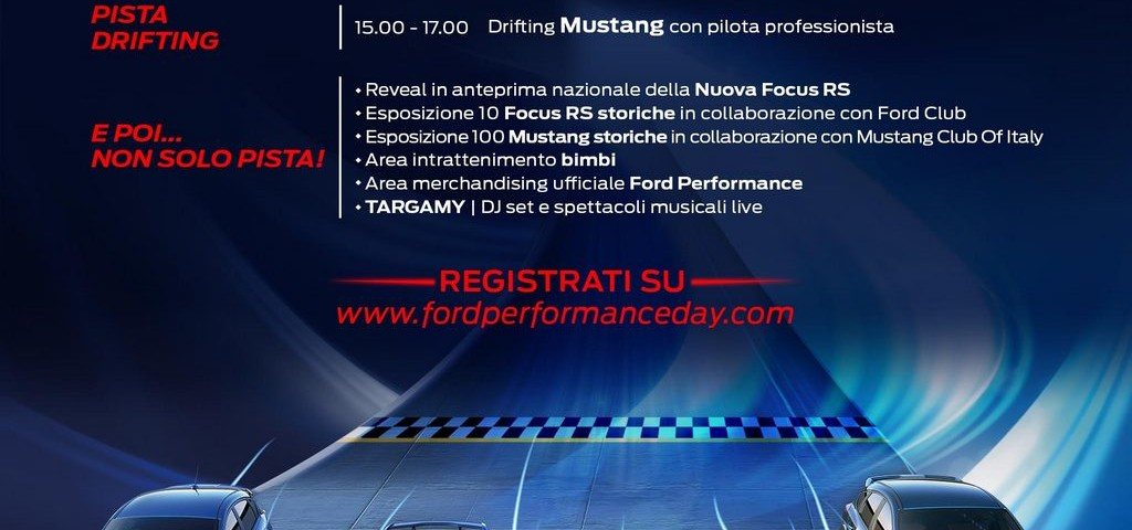 FordPerformaceDay