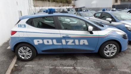 Renault Clio Polizia