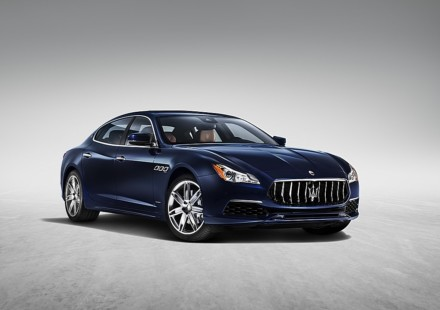 Maserati Quattroporte Restyling 9
