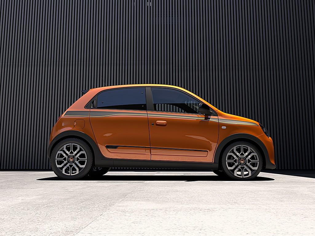 Renault Twingo GT Lato