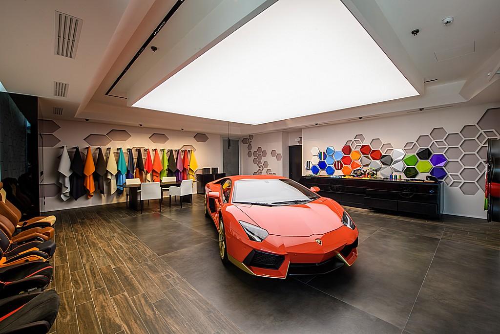 Lamborghini Ad Personam Studio 1