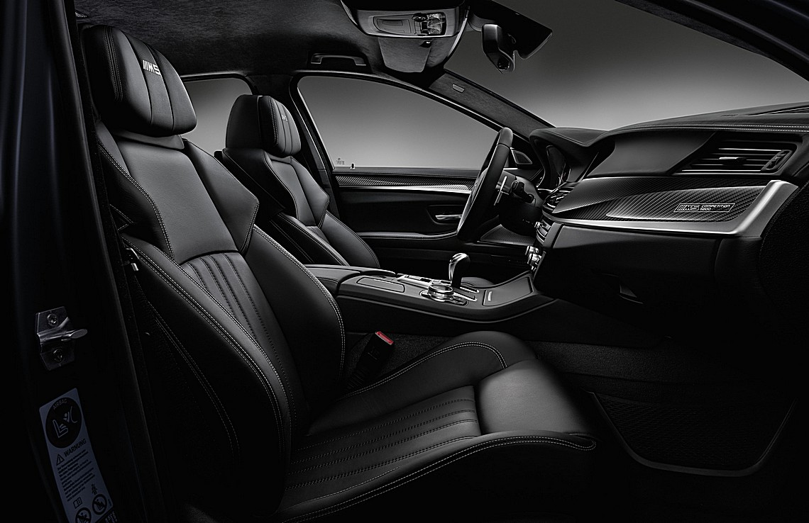 BMW M5 Competition Edition Interni