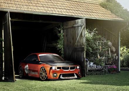 BMW 2002 Hommage TurboMeister Davanti
