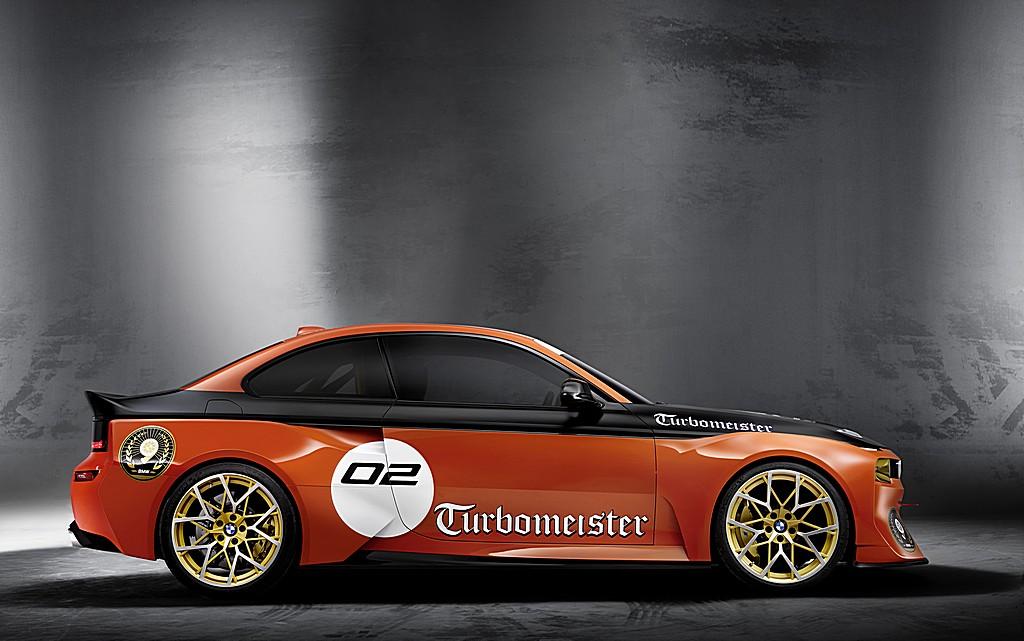 BMW 2002 Hommage TurboMeister Lato