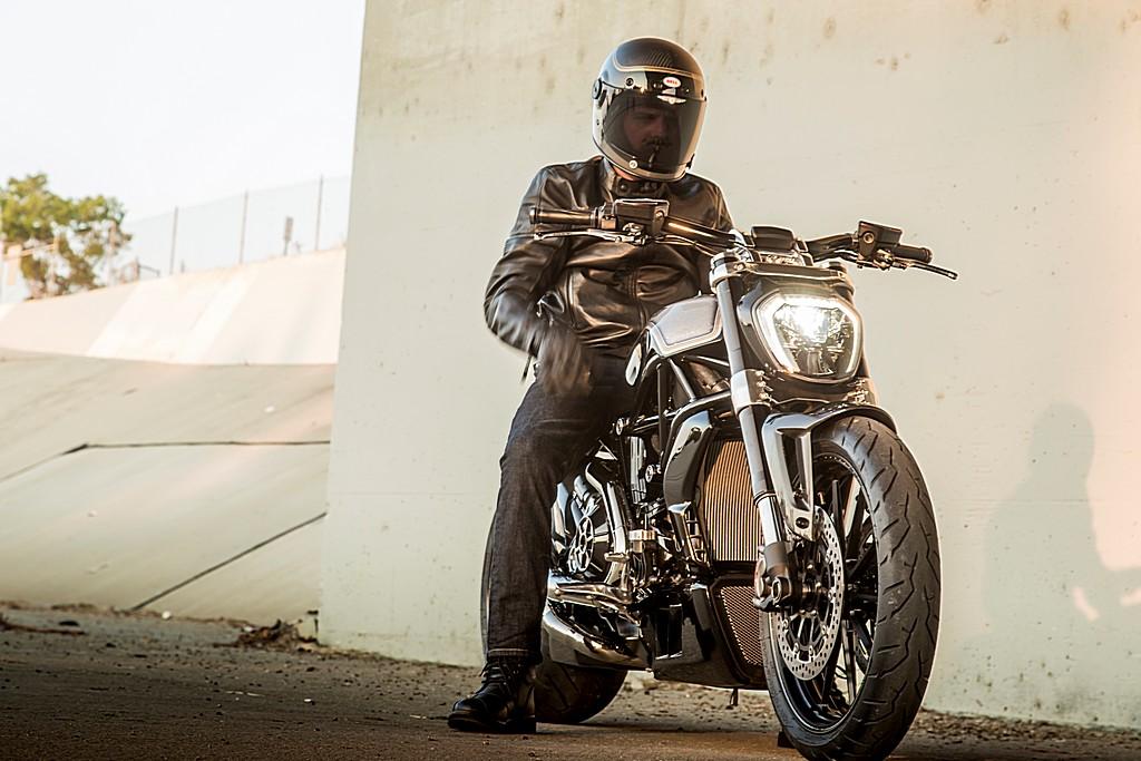 Ducati XDiavel Roland Sands 7