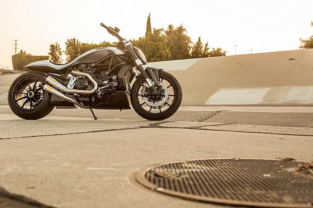 Ducati XDiavel Roland Sands 4