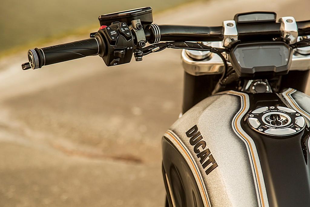 Ducati XDiavel Roland Sands 2