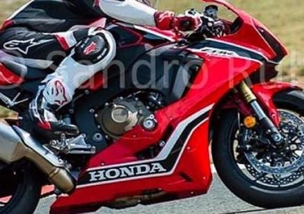 Honda CBR 1000 2017