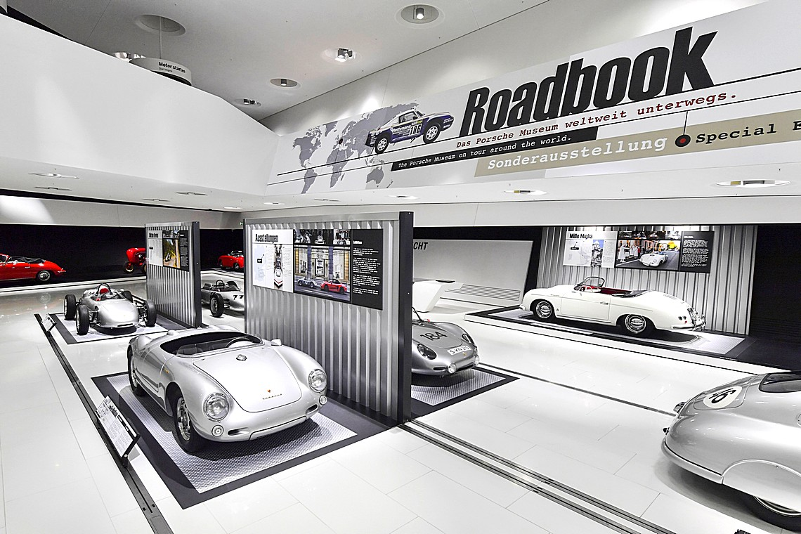 Museo Porsche Roadbook 3