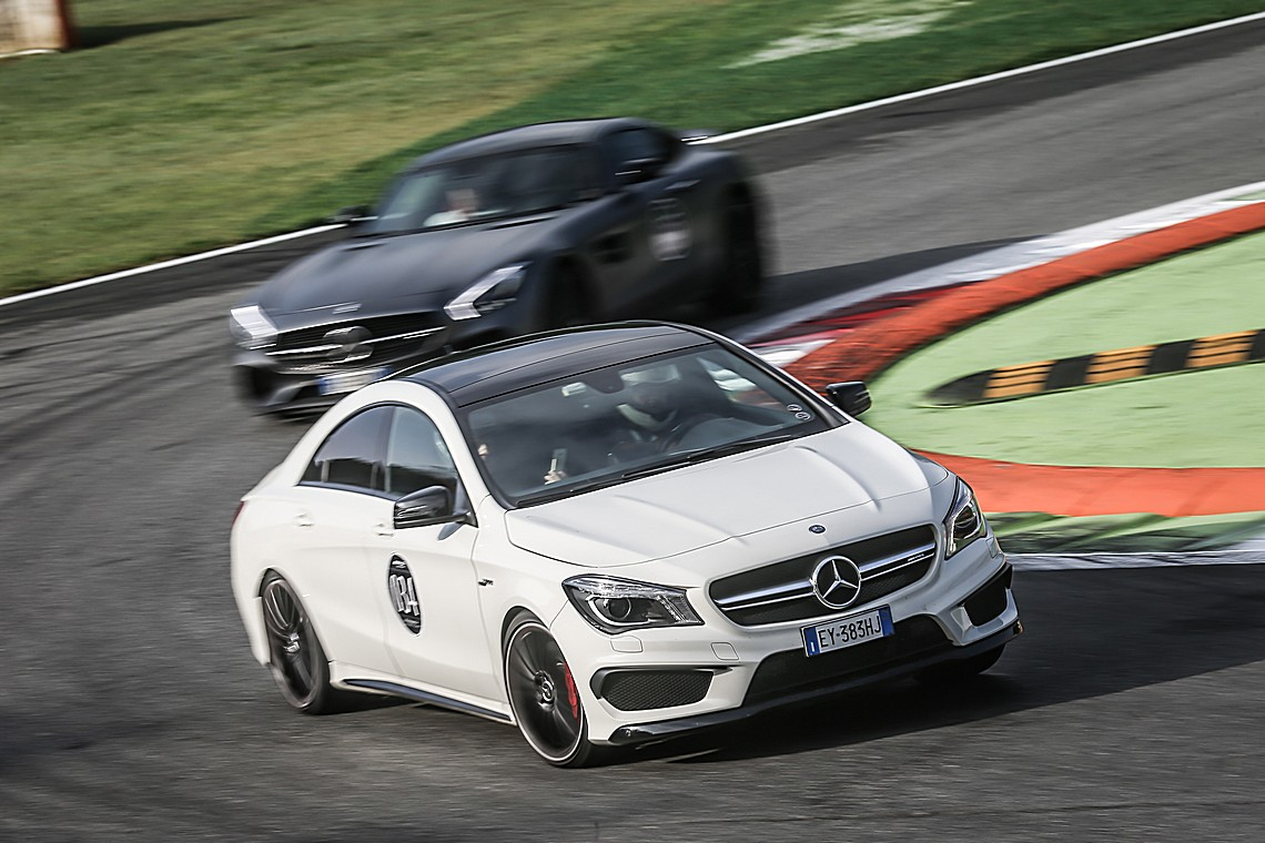 AMG Driving Day Monza 2016 12