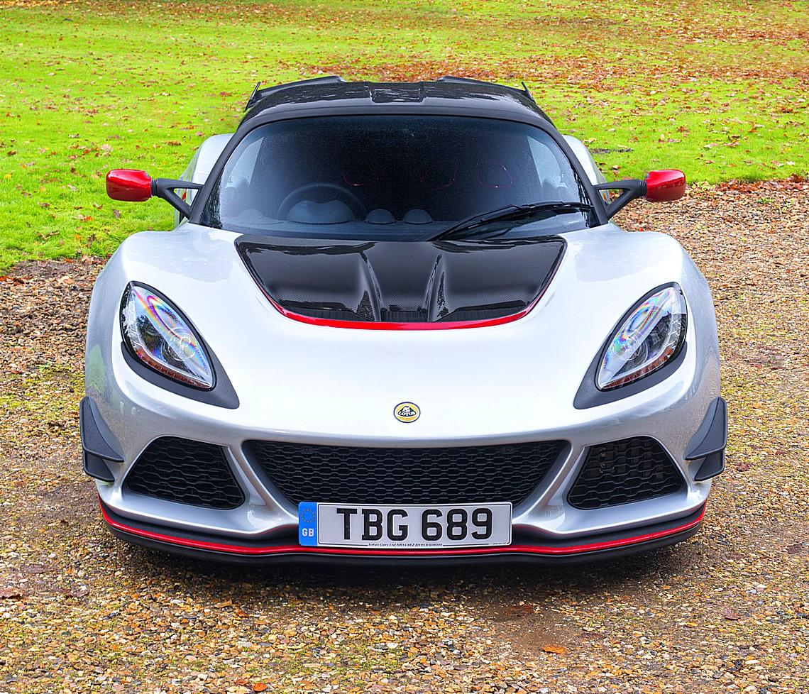 Lotus Exige Sport 380 Davanti