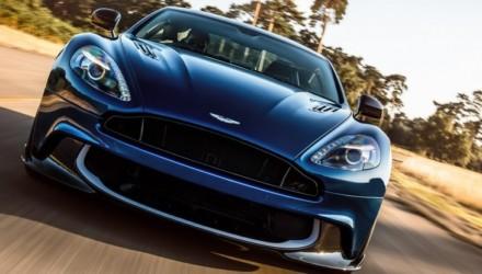 Aston Martin Ginevra 2017 Vanquish S