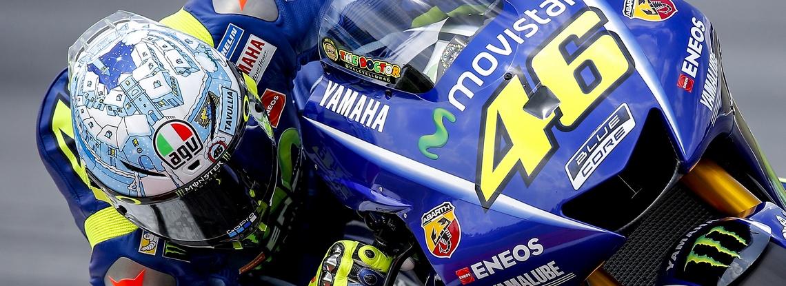Casco AGV Valentino Rossi Tavullia