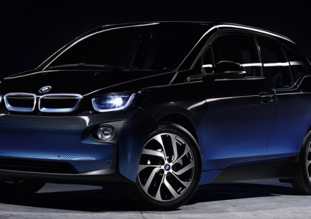 BMW i3 CrossFade Edition