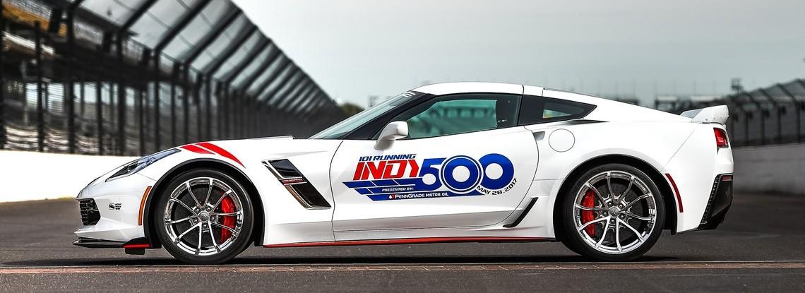 Corvette Grand Sport Pace Car Indi 500