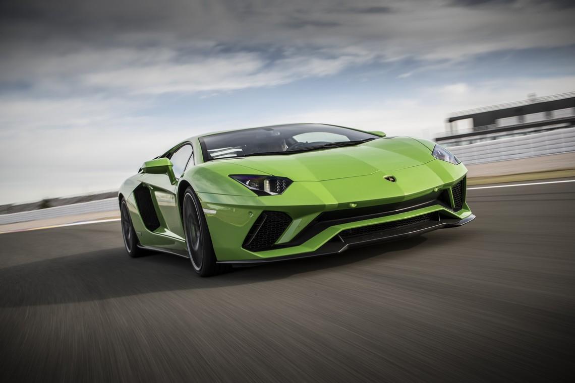 Lamborghini Goodwood 2017
