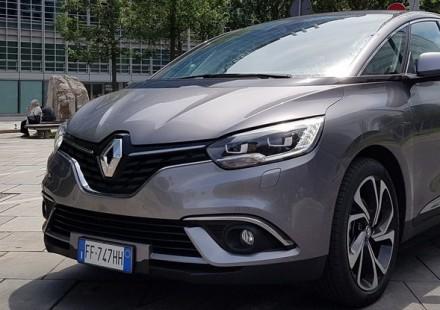 Renault Scenic Tre Quarti