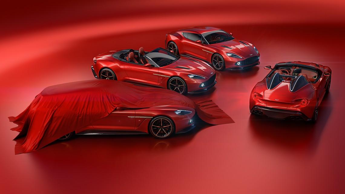 Aston Matin Zagato