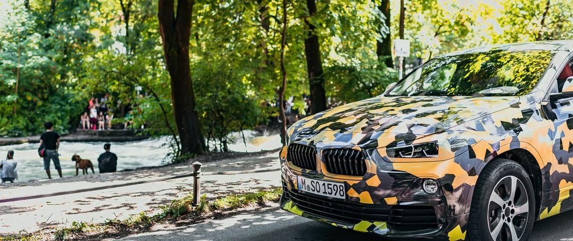 BMW X2 Teaser 10