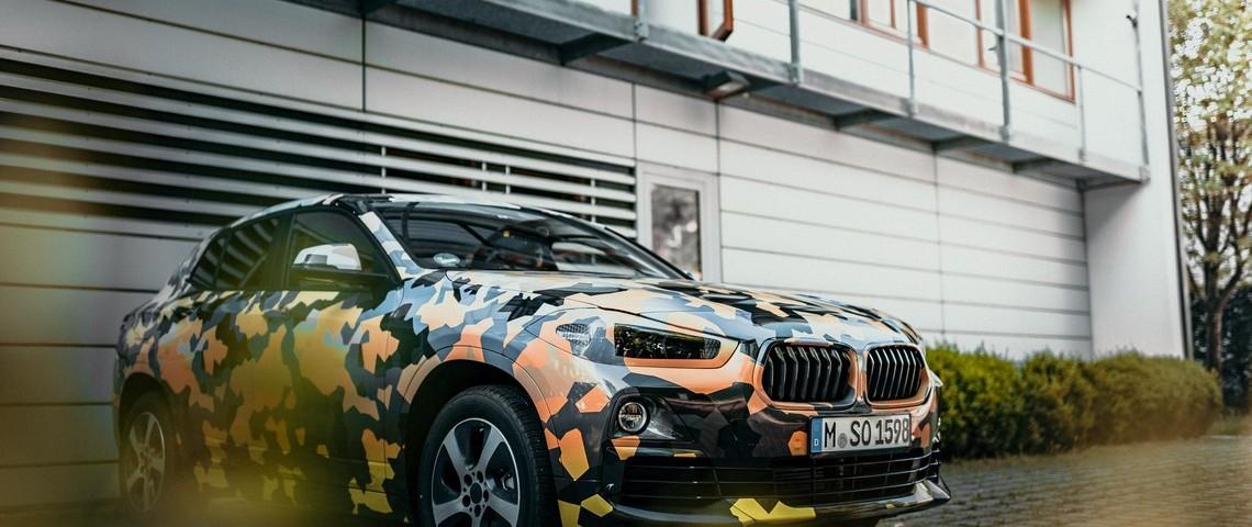 BMW X2 Teaser 5