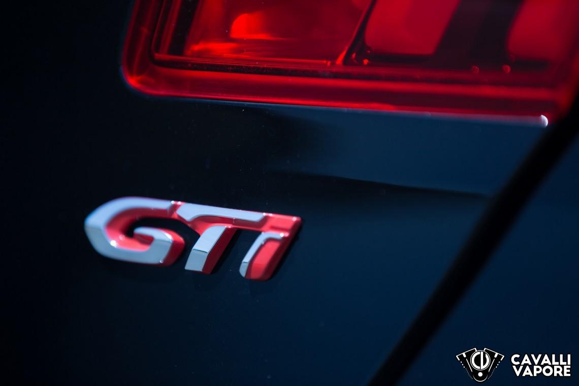 Peugeot 308 GTi logo