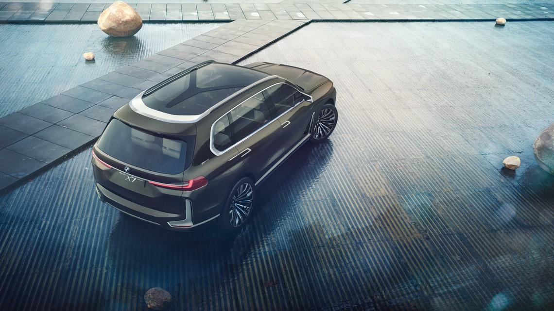 BMW X7 iPerformance Concept Alto