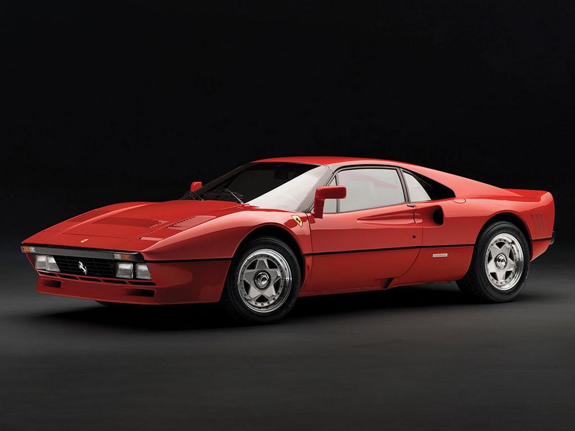 Ferrari 288 GTO anno 1985