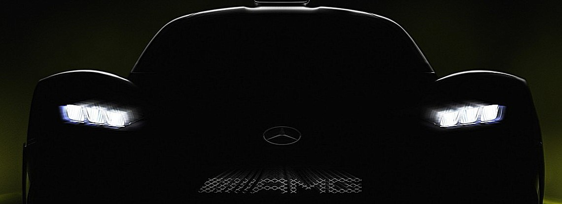 AMG Project ONE Teaser