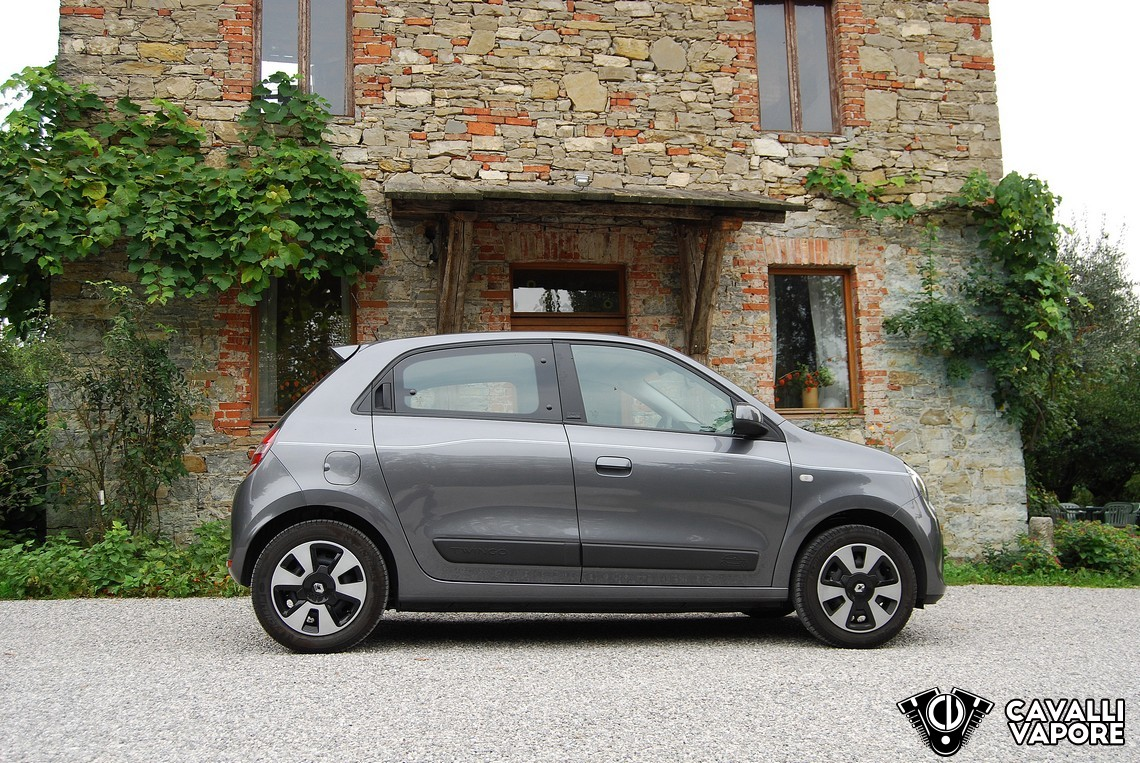 Renault Twingo Lovely Test Drive