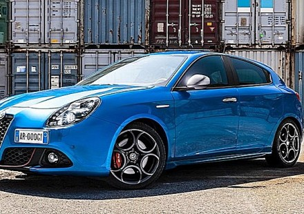 Giulietta Pack Tech Pack Carbon