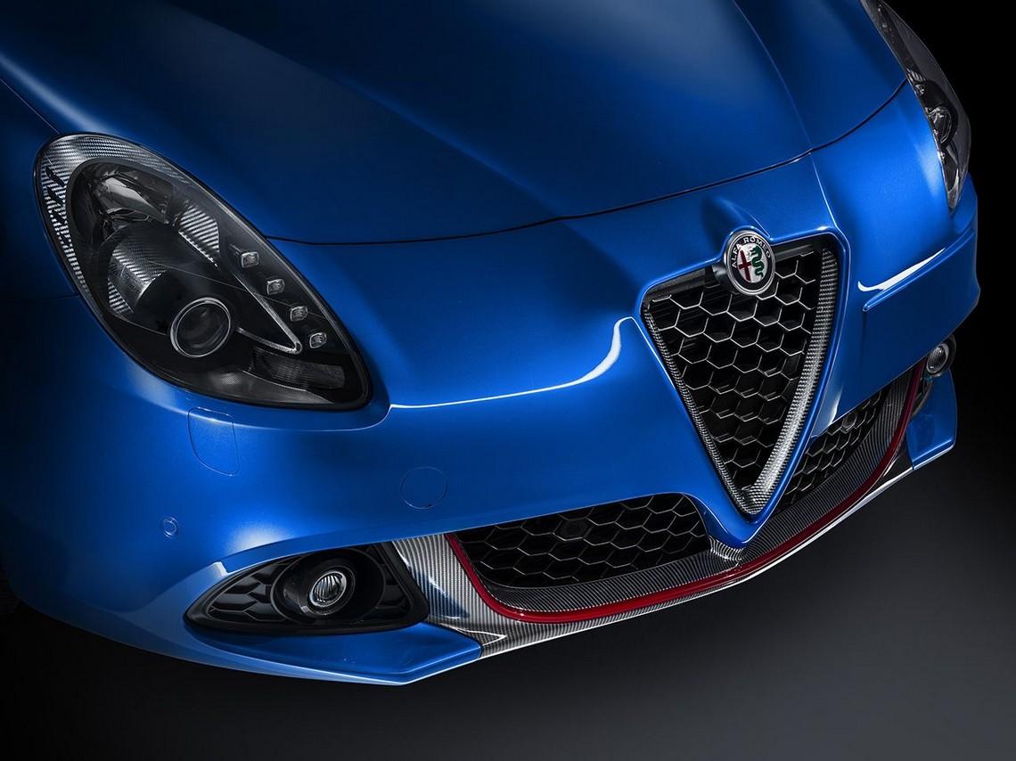 Giulietta Pack Tech Pack Carbon