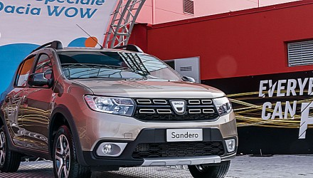 Serie Speciale Dacia WOW