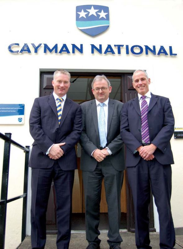 Colin Peters joins Cayman National