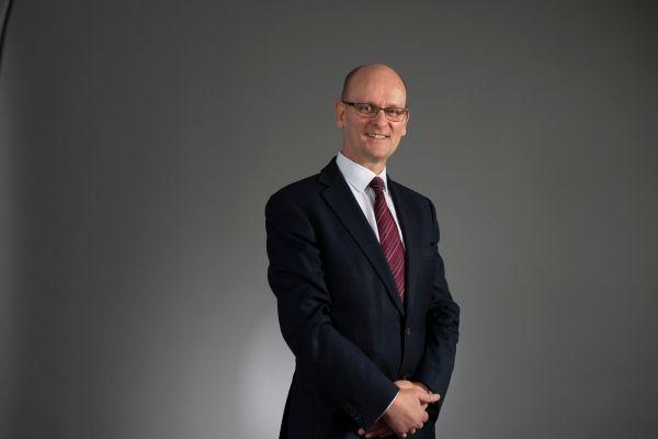 Nigel Gautrey MA, Chartered MCSI, DipIoD, FLIBF