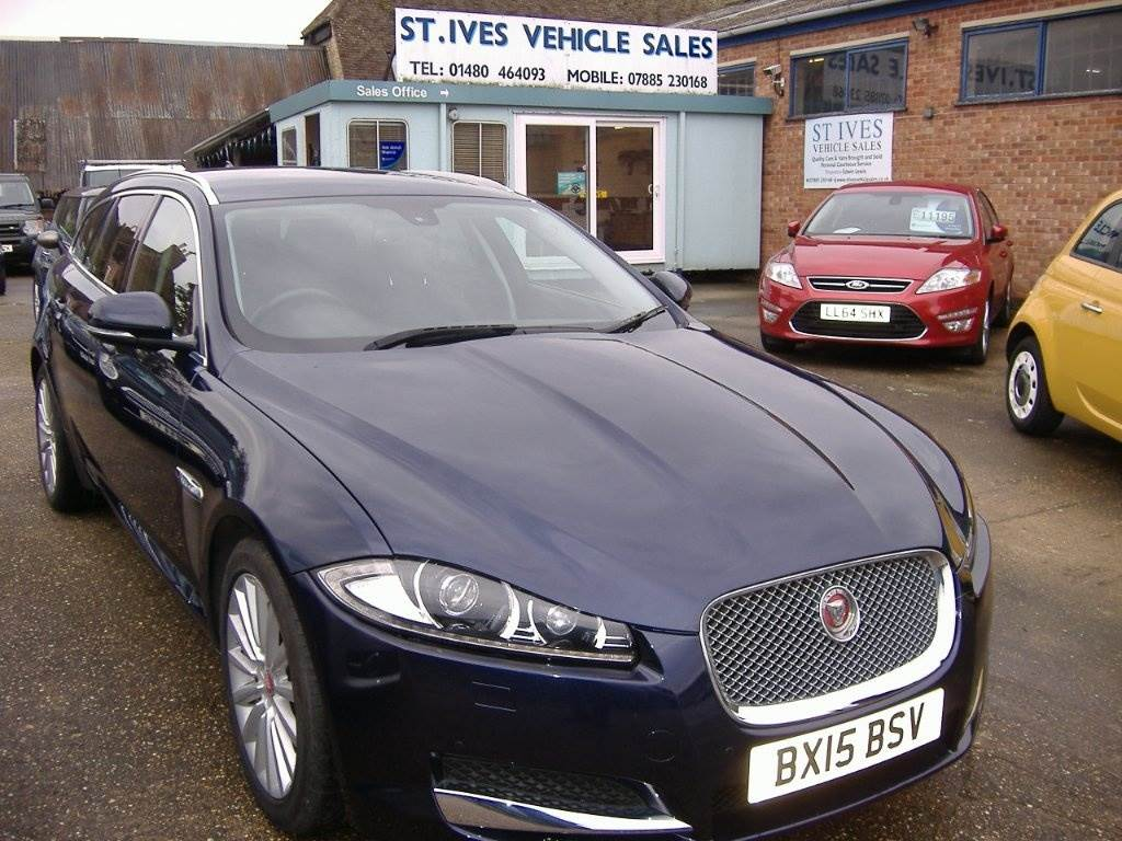 Used Jaguar XF Sportbrake Luxury For Sale In The UK | Cazana