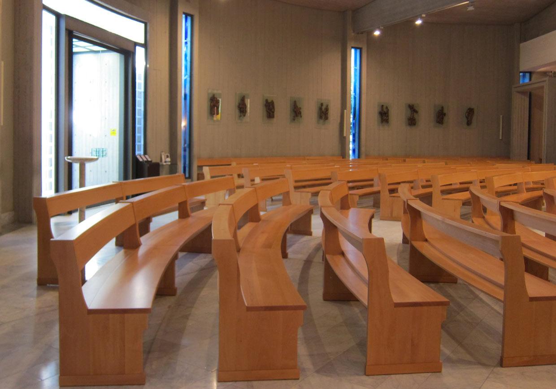La Chiesa di S. Carlo Borromeo rinasce – Trento (TN)