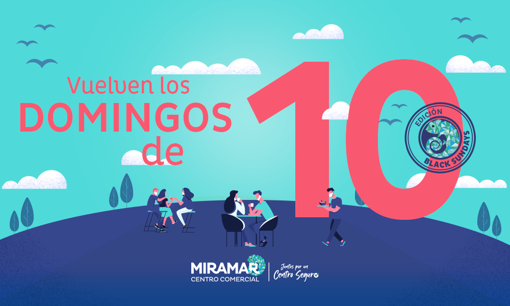 Sundays are a 10 at Miramar!