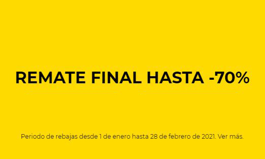 SPRINGFIELD: REMATE FINAL