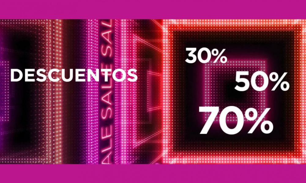KIKO: HASTA EL 70% DE DESCUENTO