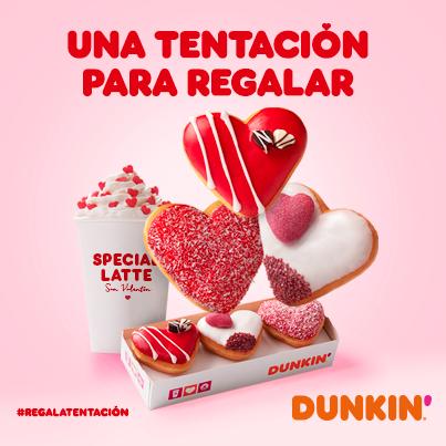 Nuevos Dunkins de San Valentín