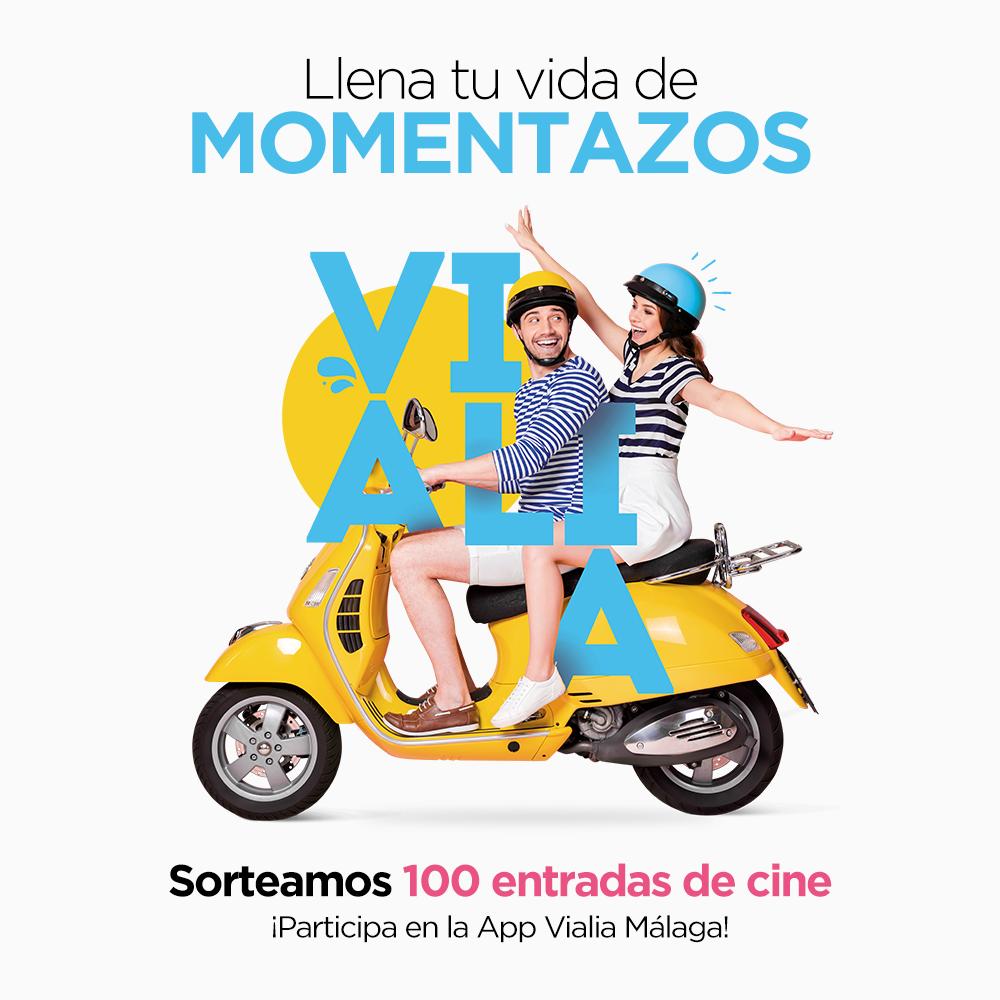 ¡SORTEAMOS 100 ENTRADAS DE CINE!