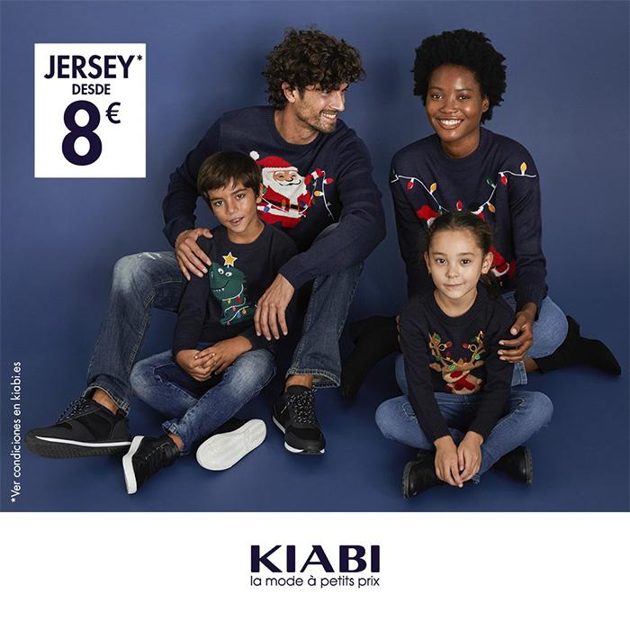 La fiesta de la Navidad en Kiabi