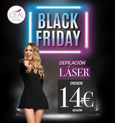 Centros Ideal: depilación desde 14€
